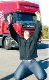 Jak se stát nejlepším mladým řidičem kamionu v Evropě?
