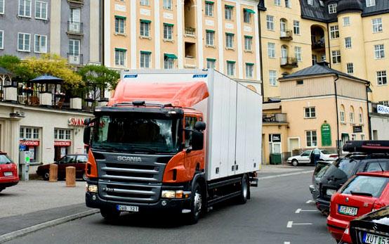 Scania jako první představuje motor Euro 5 s EGR