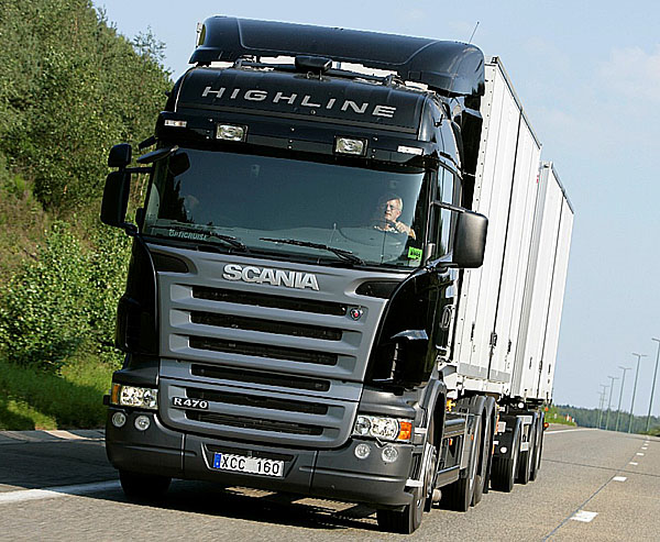 Scania nakupuje u českých dodavatelů