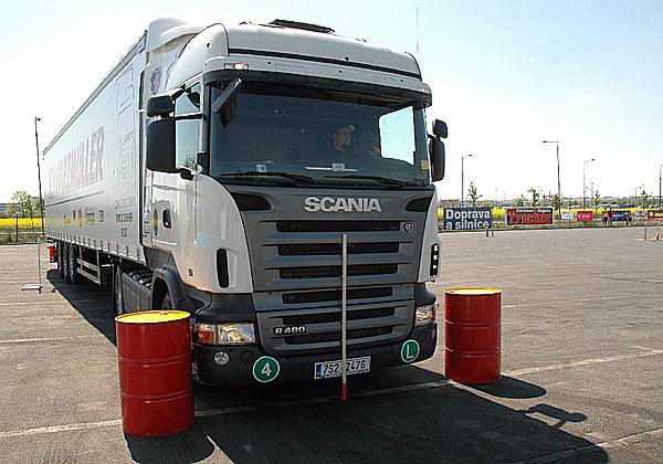 Soutěž o nejlepšího českého truckera zná všechny finalisty