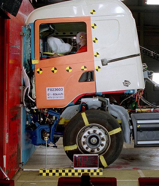 Scania řada R - bezpečná investice