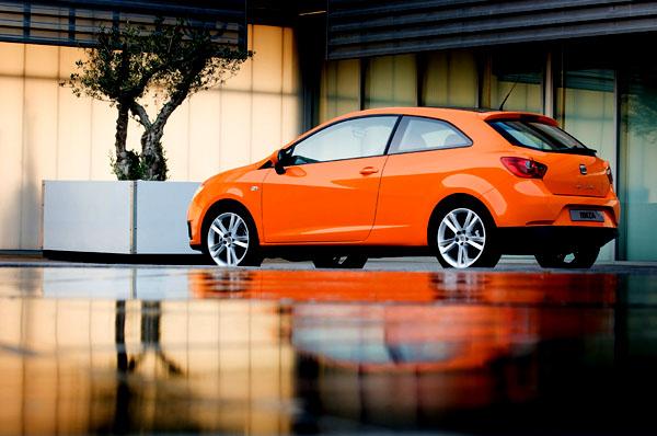 SEAT vystavuje ve světové premiéře novou Ibizu SportCoupé na autosalonu vLondýně (23. července - 3. srpna)