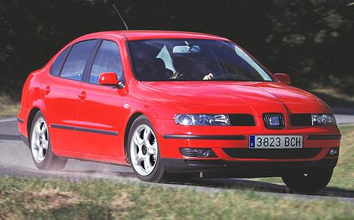 Seat Toledo i Seat Leon dostaly motor 1.9 TDI/96 kW