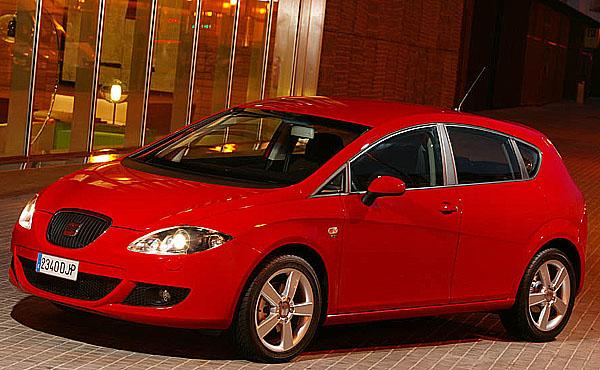 Odstartujte se SEATem do roku 2008 svýbornou cenovou nabídkou