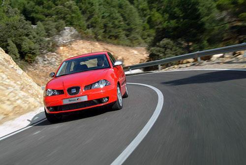 SEAT Ibiza FR – nejdynamičtější představitel své modelové řady