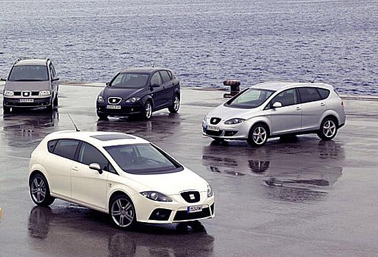 Modelová řada SEATu sbírá ceny po celé Evropě
