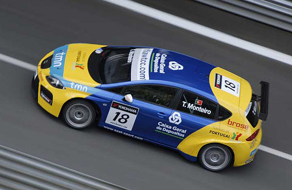SEATy Leon na World Touring Car Championship
