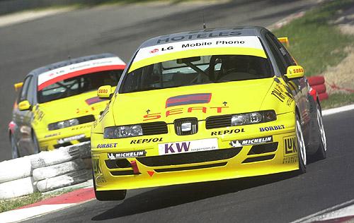 SEAT zve do Brna na evropský šampionát FIA ETCC