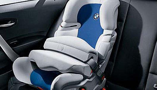 Nic není pro Vás důležitější než bezpečnost Vašeho dítěte v autě