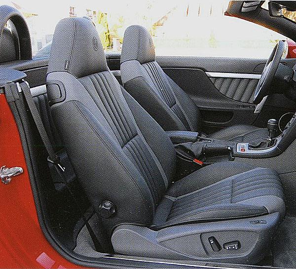 Sedadla při crashtestu u Alfy 159 a Alfy Spider výjimečně bezpečná