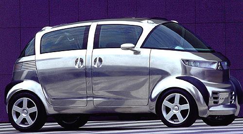 Mitsubishi na 37. Autosalónu vTokiu (25.10. - 5.11.2003)