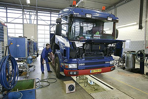 S virtuálním servisem Scania do celého světa