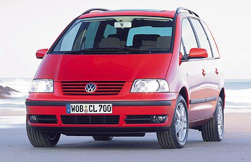 Volkswagen Sharan dostal motor 1.9 TDI/96 kW