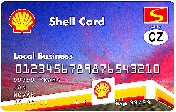 Shell přichází na trh snovou kartou pro motoristy