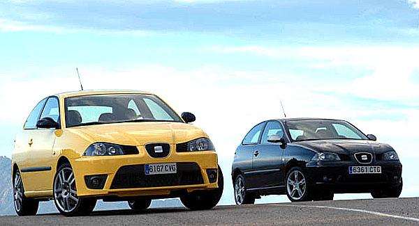 Další dravec Seatu - Ibiza Cupra 1.8 20VT