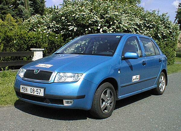 Škoda Fabia 1.9 SDI: úsporný diesel opět nezklamal
