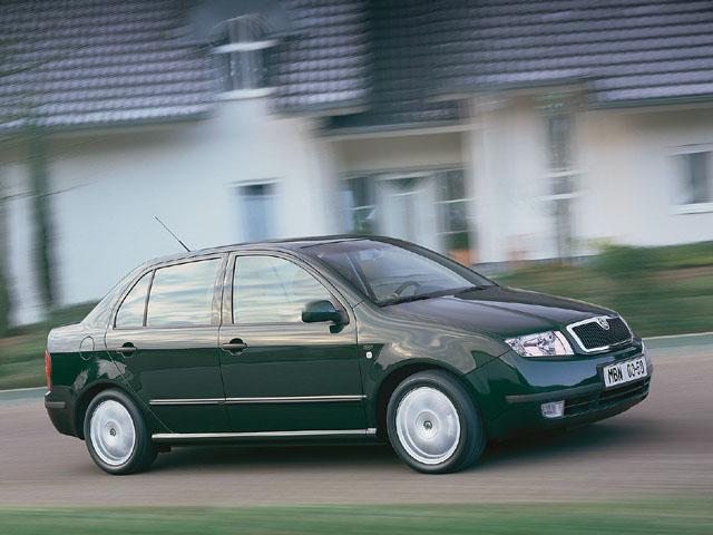 Nová Škoda Fabia Sedan na ženevském autosalonu