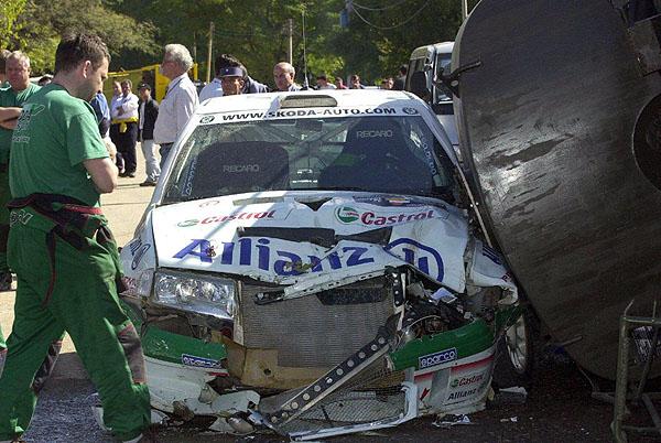 Rallye Argentina: Suverénní McRae