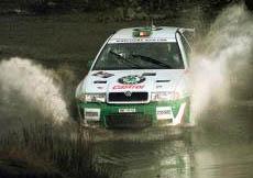 Škoda Motorsport v roce 2000 - Sibera a Triner bez smlouvy