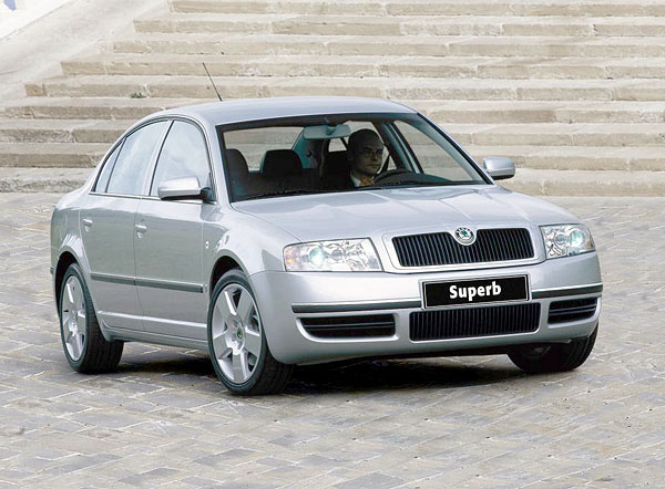 Nová Škoda Superb bude ve Frankfurtu