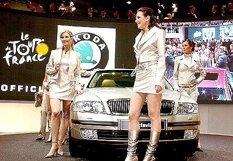 Škoda Auto se stala oficiálním partnerem legendárního cyklistického závodu Tour de France