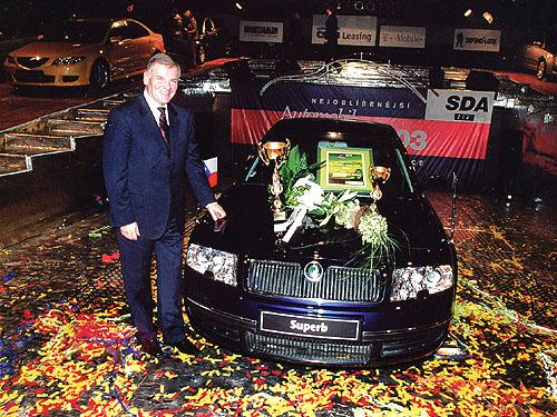 Finanční výsledky Škoda Auto za rok 2002 byly včera 26.2. oznámeny na bilanční tiskové konferenci