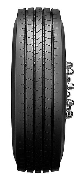 Nová stěžejní řada nákladních pneumatik Dunlop