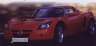 Opel Speedster: Neskrývané emoce a vášně