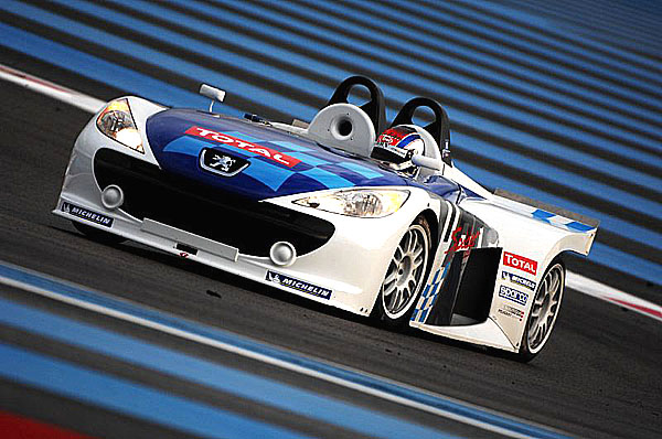 26. až 27. dubna THP Spider na okruhu vitalské Monze vrámci závodu Le Mans Series