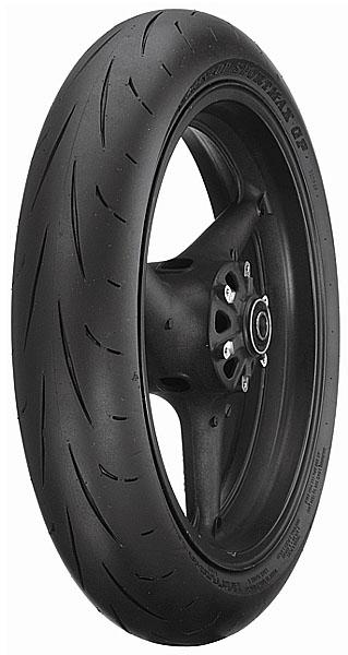 Skvělý start pneumatiky Dunlop Sportmax GP