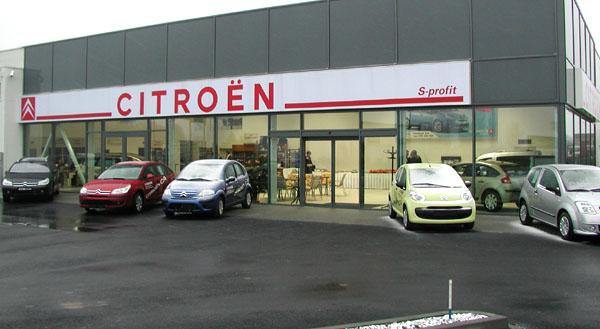 Nový autorizovaný prodejce a servis Citroën vOpavě!