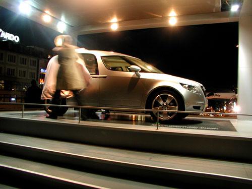 Prototyp Škoda Roomster poprvé vPraze