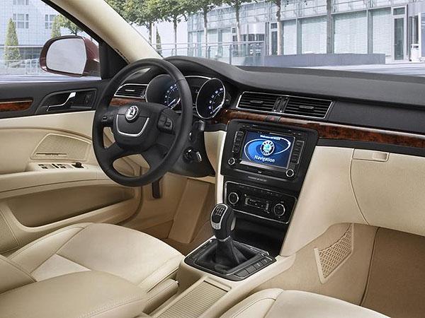 Škoda Superb – víc než jen nový design