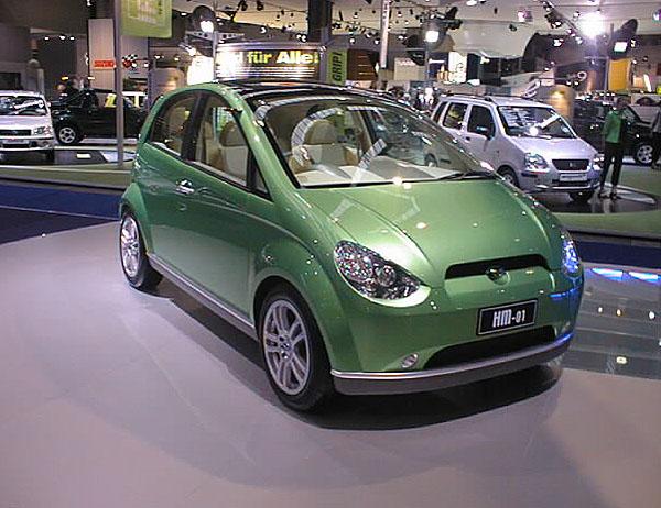 Subaru na hybridní pohon