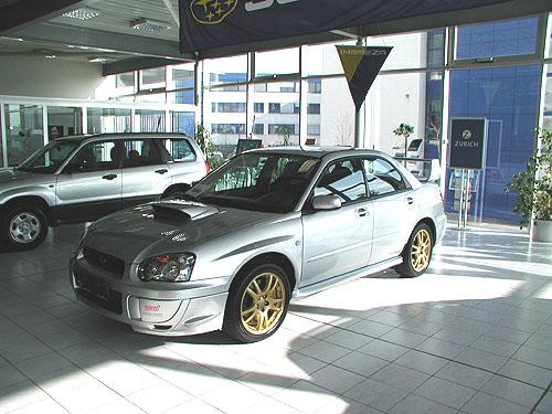 Nová Subaru Impreza představena 4. února novinářům