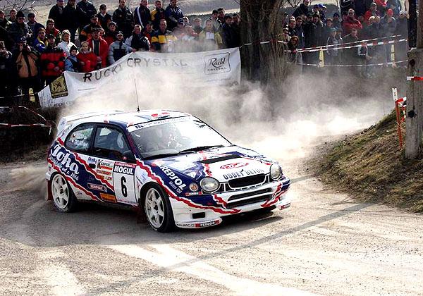 Po více jak měsíční přestávce čeká posádku Joka Rally Teamu již tento pátek další podnik MMČR - Valašská rally