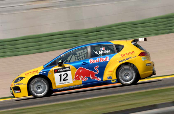 WORLD TOURING CAR CHAMPIONSHIP 2007