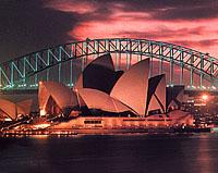 Sydney hřištěm světa