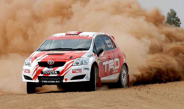 Nový jezdec týmu F1 Panasonic Toyota Racing