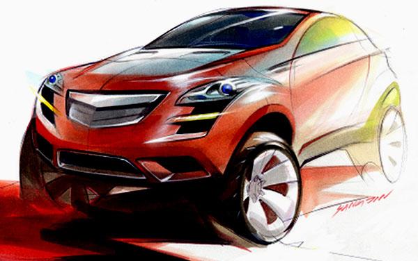 Čtyři nové modely představí jihokorejská automobilka GM Daewoo na autosalonu vSoulu - 30. dubna