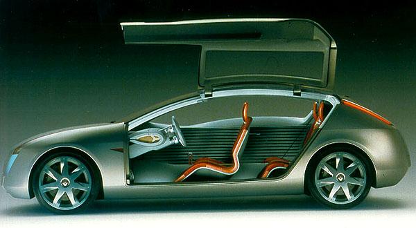 """Prototyp Renault Talisman získal ocenění """"best interior"""" časopisu Automotive News"""