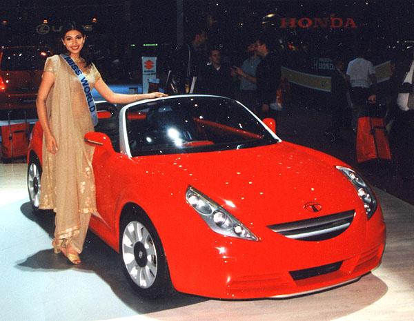 TATA: Roadster Aria a mini Indica