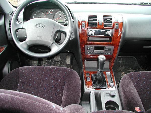 Hyundai Terracan – pětisedadlový čistokrevný off road vredakčním testu