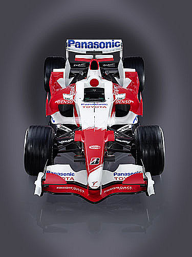 Toyota slaví 50 let v motoristickém sportu (1957 – 2007)