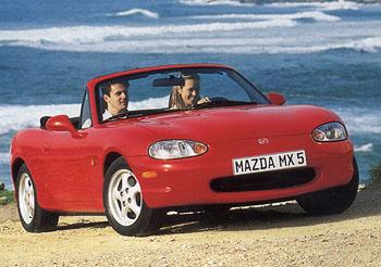 Tip na léto - nová Mazda MX-5