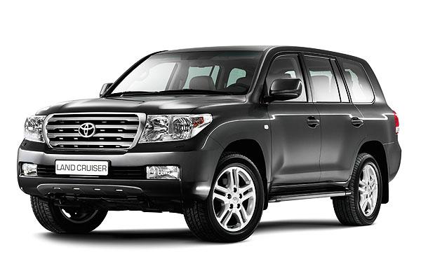 Toyota Land Cruiser V8 - nová osmá generace na našem trhu (velmi podrobný popis)