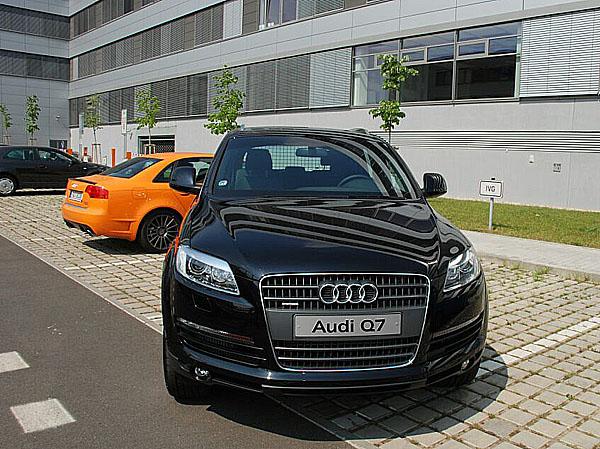 Tereza Maxová se rozhodla pro Audi Q7