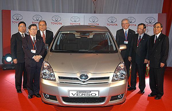 Toyota zahájila výrobu nového modelu Toyota Corolla Verso
