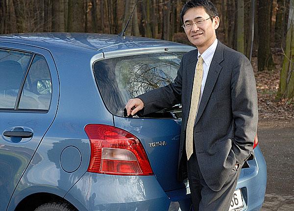 Personální změna ve vedení společnosti Toyota Motor Czech