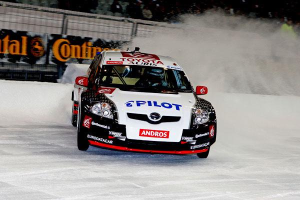 Andros Trophy: Alain Prost se svojí Toyotou Auris získává nadvládu!